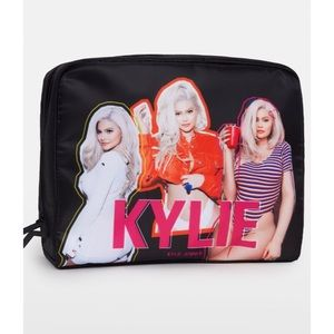 KYLIE The Birthday Collection Makeup Bag